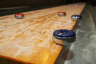 SOLO® Shuffleboard Movers Sandy Springs, Georgia.